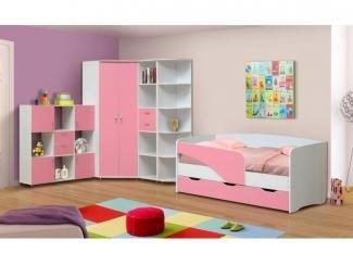 Набор мебели для детской Алиса 2 - Мебельная фабрика «Виктория»