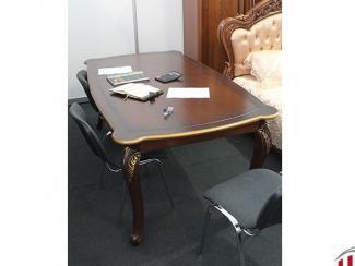 Мебельная выставка Краснодар: Стол - Мебельная фабрика «Слониммебель»