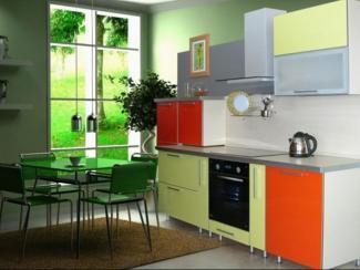Кухонный гарнитур прямой 45 - Изготовление мебели на заказ «Ориана»
