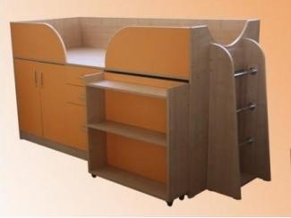 Мебель для детской комнаты - Мебельная фабрика «На Трёхгорной»