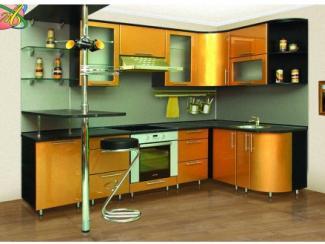 Кухонный гарнитур угловой Стинг - Мебельная фабрика «Альбина»