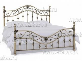 Металлическая кровать Шарлотта - Салон мебели «Тэтчер»