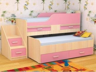 Детский комплекс Лёсики - Мебельная фабрика «Пирамида», г. Краснодар