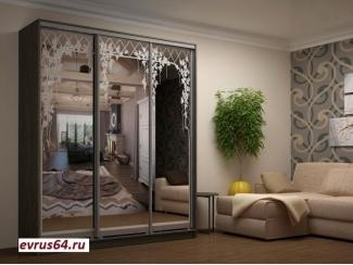 Шкаф-купе  - Мебельная фабрика «Еврус»