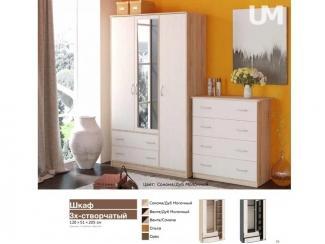 Шкаф трехстворчатый - Мебельная фабрика «Пассаж плюс»
