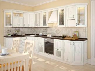 Кухня Олимпия МДФ - Мебельная фабрика «Гармония мебель»