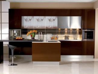 Кухня прямая «Валенса fashion» - Мебельная фабрика «Атлас-Люкс», г. Москва