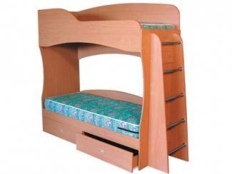 Кровать двух ярусная