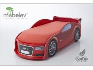 Кровать машина детская Ауди А4  - Мебельная фабрика «МебеЛев», г. Набережные Челны