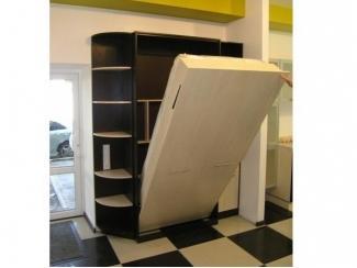 Шкаф-кровать стандарт с консолью и пеналом - Мебельная фабрика «МЕБЕЛов»