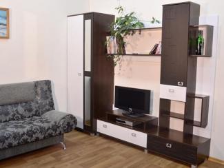 Гостиная стенка «Омега» - Мебельная фабрика «Евромебель»