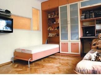 Кровать-шкаф подъемная 4 - Мебельная фабрика «Альфа-М»