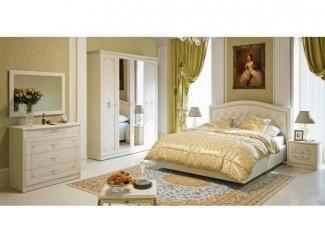 Уютная спальня Лючия  - Мебельная фабрика «ТриЯ»