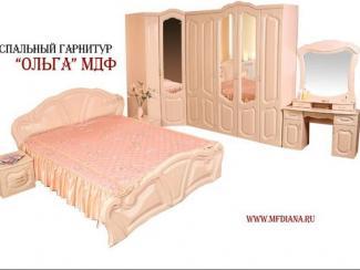 Спальня  Ольга