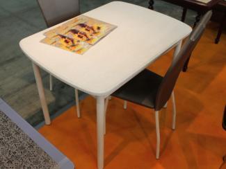 Мебельная выставка Москва: стол, стулья - Мебельная фабрика «Ликсин»