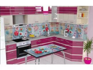 Кухня угловая Пироженки