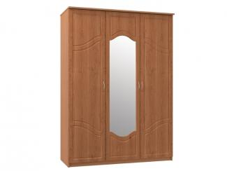 Шкаф МДФ 3-х створчатый с зеркалом
