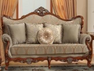 Диван прямой БАРОН - Импортёр мебели «Аванти»