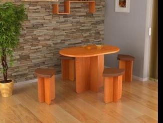 Обеденная группа Эдинбург - Импортёр мебели «Мебель Глобал»