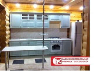 Кухня МДФ в ПВХ - Мебельная фабрика «ГОСТ»