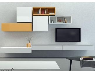 Гостиная стенка Sibox B012 - Мебельная фабрика «Астрон»