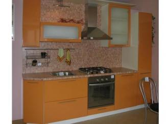 Кухонный гарнитур прямой41 - Мебельная фабрика «Л-мебель»
