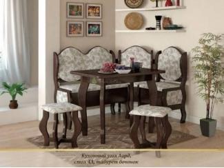 Обеденный комплект 4 - Мебельная фабрика «Верба-Мебель»