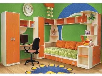 Детская «Антошка 2» - Мебельная фабрика «Ахтамар»