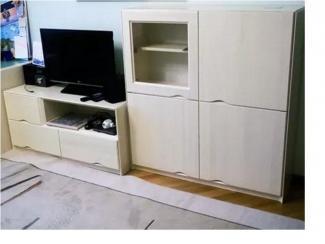 Мебель в гостиную из дерева - Мебельная фабрика «Адриати»