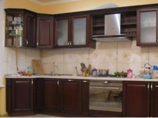 Кухня массив Мария - Мебельная фабрика «Гранд Мебель 97»