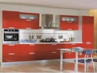 Прямая кухня Модерн 016 - Изготовление мебели на заказ «Ре-Форма»