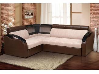 Домашний угловой диван Верона 3М - Мебельная фабрика «РиАл»