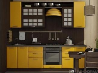 Прямая кухня Модерн 008 - Изготовление мебели на заказ «Ре-Форма»