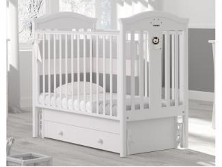 Детская кроватка с универсальным маятником Гандылян Даниэль - Мебельная фабрика «Гандылян»