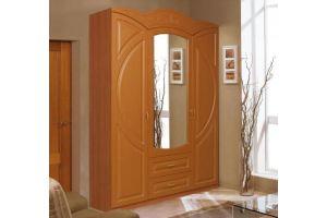 Шкаф 3х створчатый Изабелла - Мебельная фабрика «Аристократ»