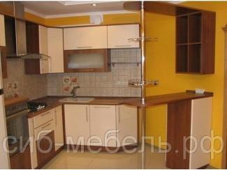 Угловая кухня 16 - Мебельная фабрика «Сиб-Мебель»