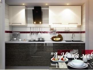 Черно-белая кухня Эрика - Мебельная фабрика «А-Ника», г. Ульяновск
