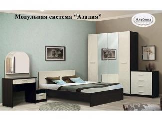 Модульная система Азалия - Мебельная фабрика «Альбина»