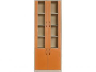 Шкаф с витриной П206.05-1 - Мебельная фабрика «Пинскдрев»
