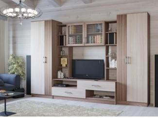 Гостиная 4 - Мебельная фабрика «Архангельская мебельная фабрика»