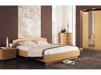 Спальный гарнитур 2 - Мебельная фабрика «Фарес»