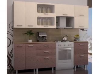 Кухонный гарнитур прямой Лаванда - Мебельная фабрика «Бител»
