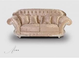 Прямой диван Лиа - Мебельная фабрика «DONKO»