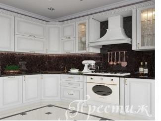 Кухня из массива дерева BEATRICE - Мебельная фабрика «Престиж»