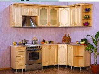 кухня угловая «Карри» - Мебельная фабрика «Регина»
