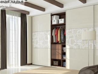 Шкаф - купе для гостиной 8 - Мебельная фабрика «Солнечная ладья»
