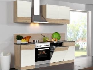 Маленькая кухня Лайнвуд - Мебельная фабрика «SL-Мебель»