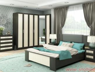 Спальня Юлианна - Мебельная фабрика «Столлайн»