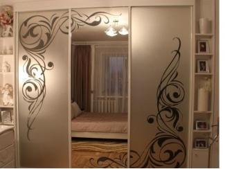 Шкаф-купе в спальню - Мебельная фабрика «Вектра-мебель»