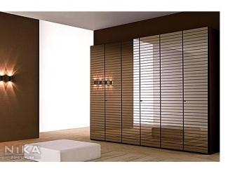 Большой распашной шкаф  - Мебельная фабрика «NIKA premium»